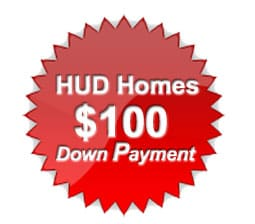 Buying HUD Homes For Sale With $100 Down Payment